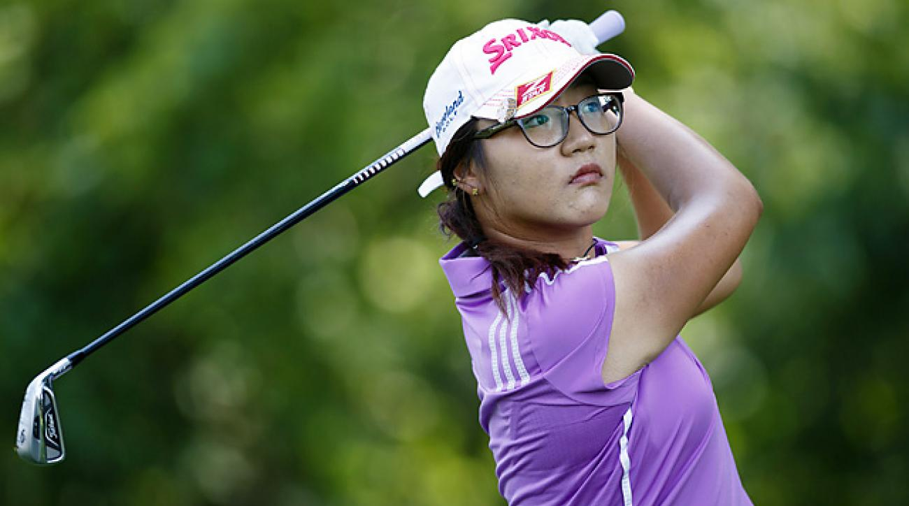 Lydia Ko has won four professional tournaments -- and this week she'll have a chance to win the prize money that comes with it.