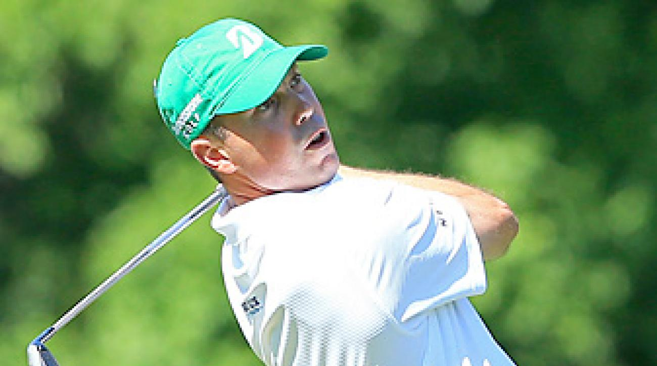 Matt Kuchar tied for third at the Masters.