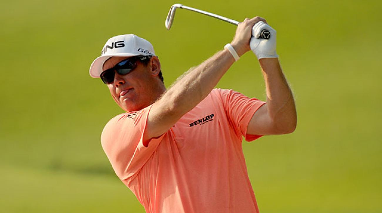 Lee Westwood finish seventh at the Masters last weekend, his best result of 2014.