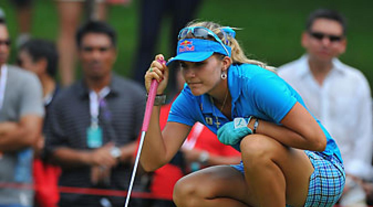 Lexi Thompson captured the second LPGA title of her career and her first Tour win since 2011.