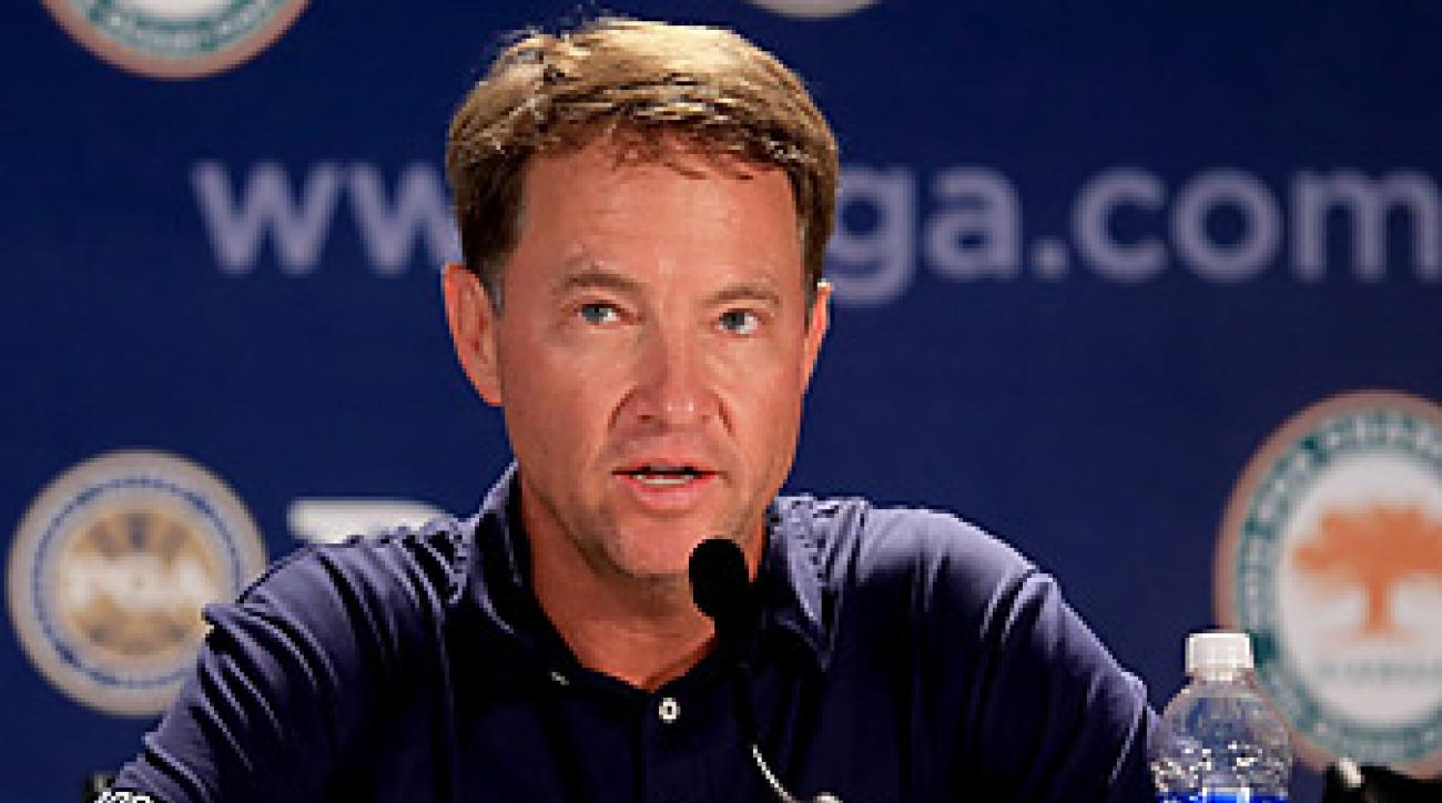 Davis Love III will make his four captains picks on September 4.