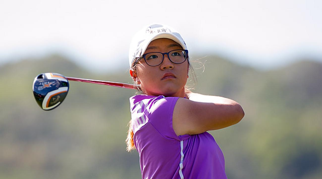 Lydia Ko won four professional events as an amateur, including consecutive Canadian Women's Opens.