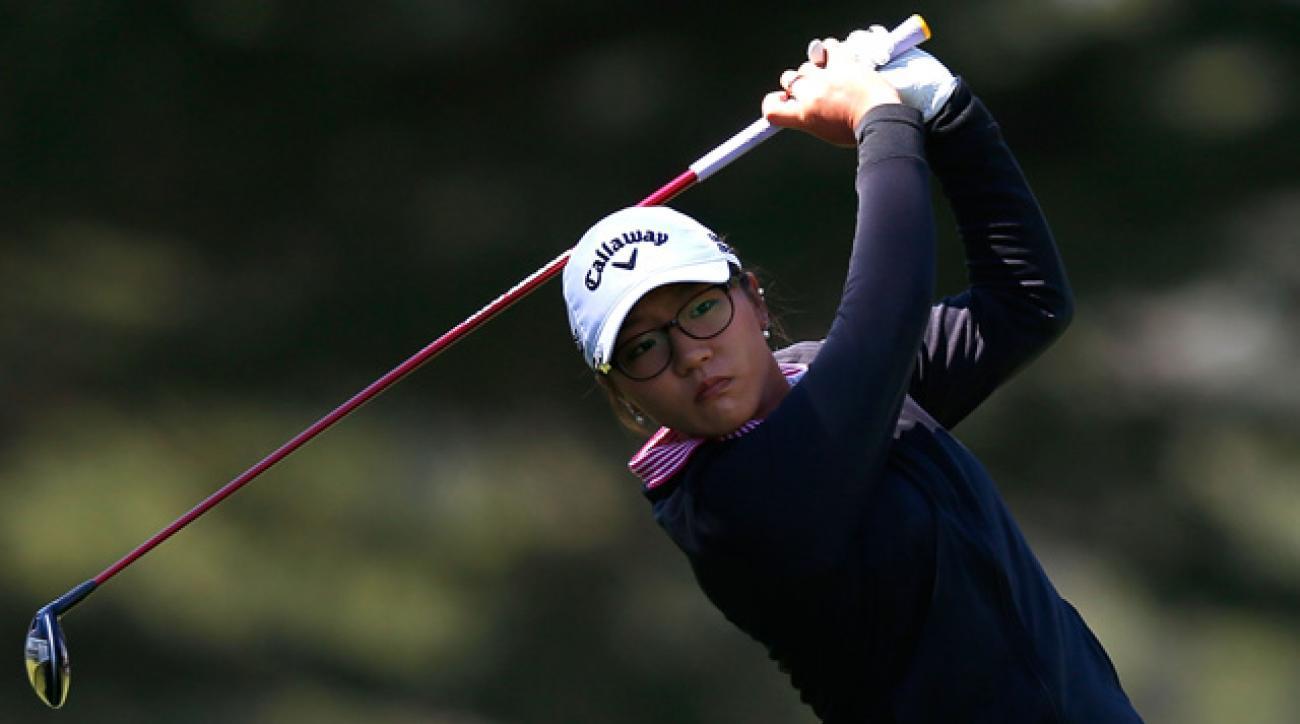 Lydia Ko shot a 3-under 69 on Sunday.