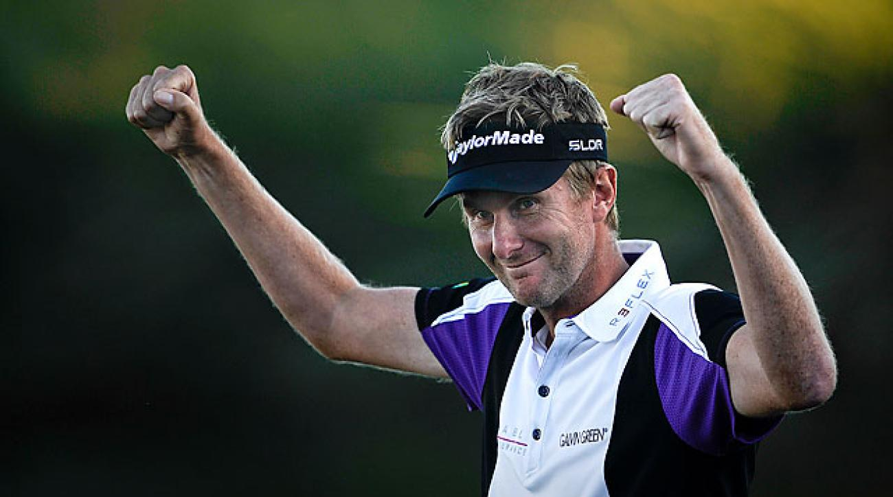 David Lynn's victory at the Portugal Masters ended a nine-year winless drought on the European Tour.
