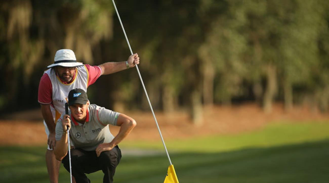 Is Martin Kaymer ready to again be the No. 1 player in the world?