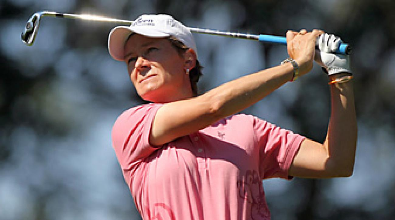 Catriona Matthew earned her first victory since the 2009 Women's British Open.