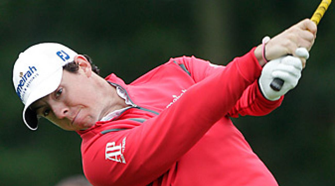 Rory McIlroy has missed three consecutive cuts, including last week at the Memorial.