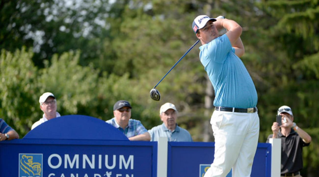 Michael Putnam shares the lead with Tim Petrovic at the RBC Canadian Open after a first-round 64.