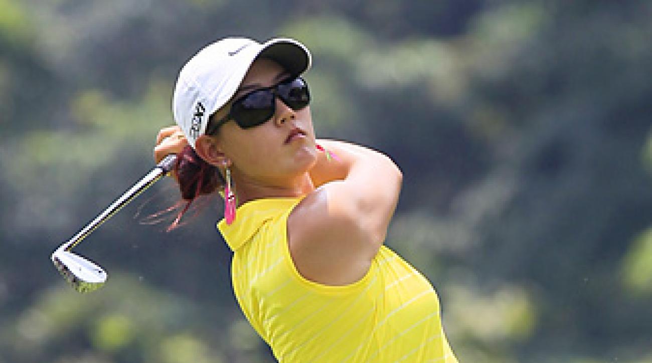 Michelle Wie has fallen to No. 17 in the world rankings.