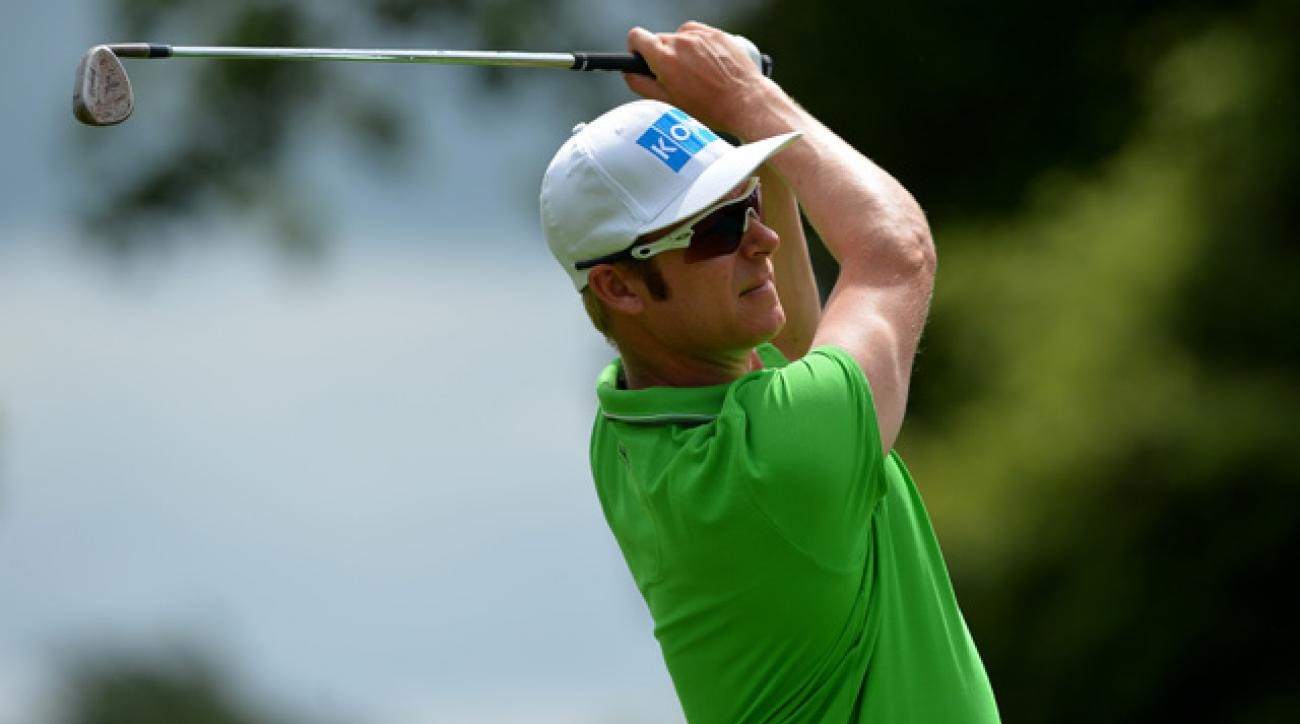 Mikko Ilonen shot a 2-under 69 on Saturday.