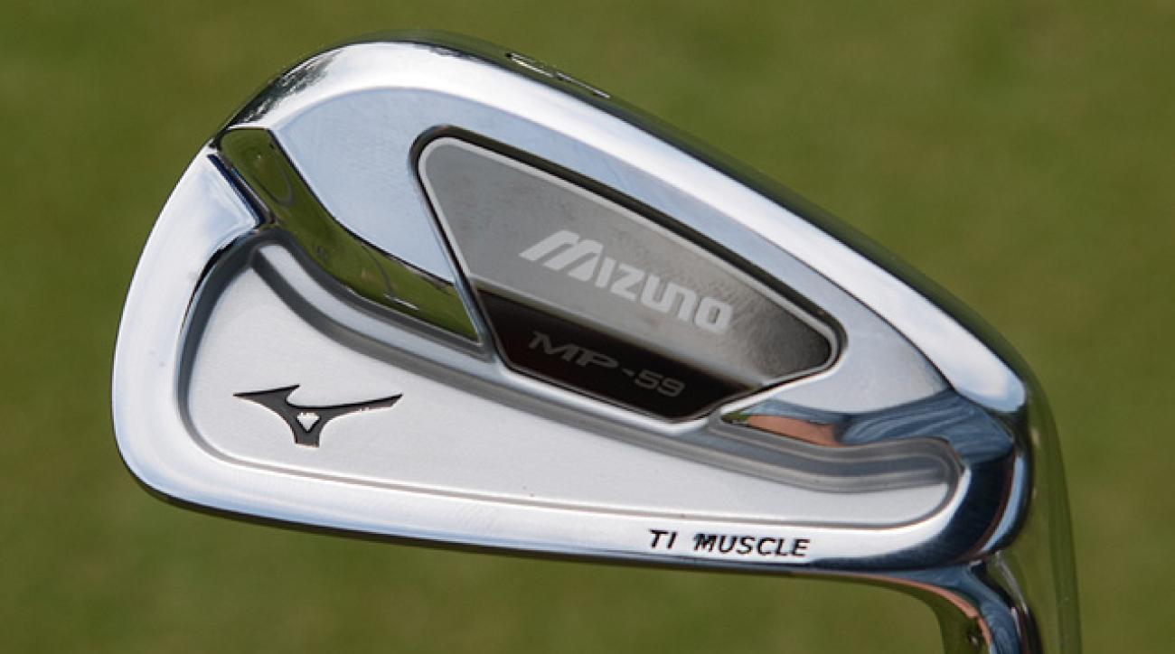 Mizuno MP-59 irons
