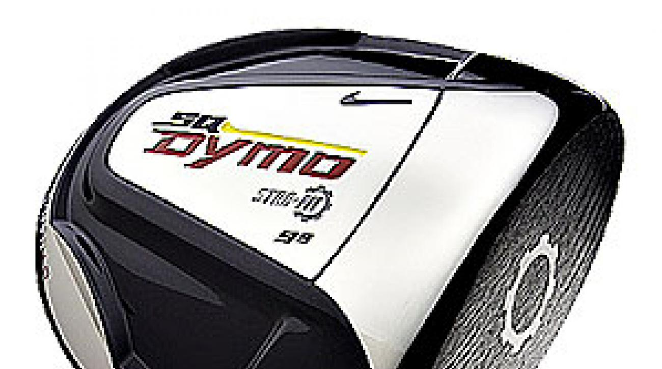 Nike SQ Dymo STR8-Fit 9.5° driver