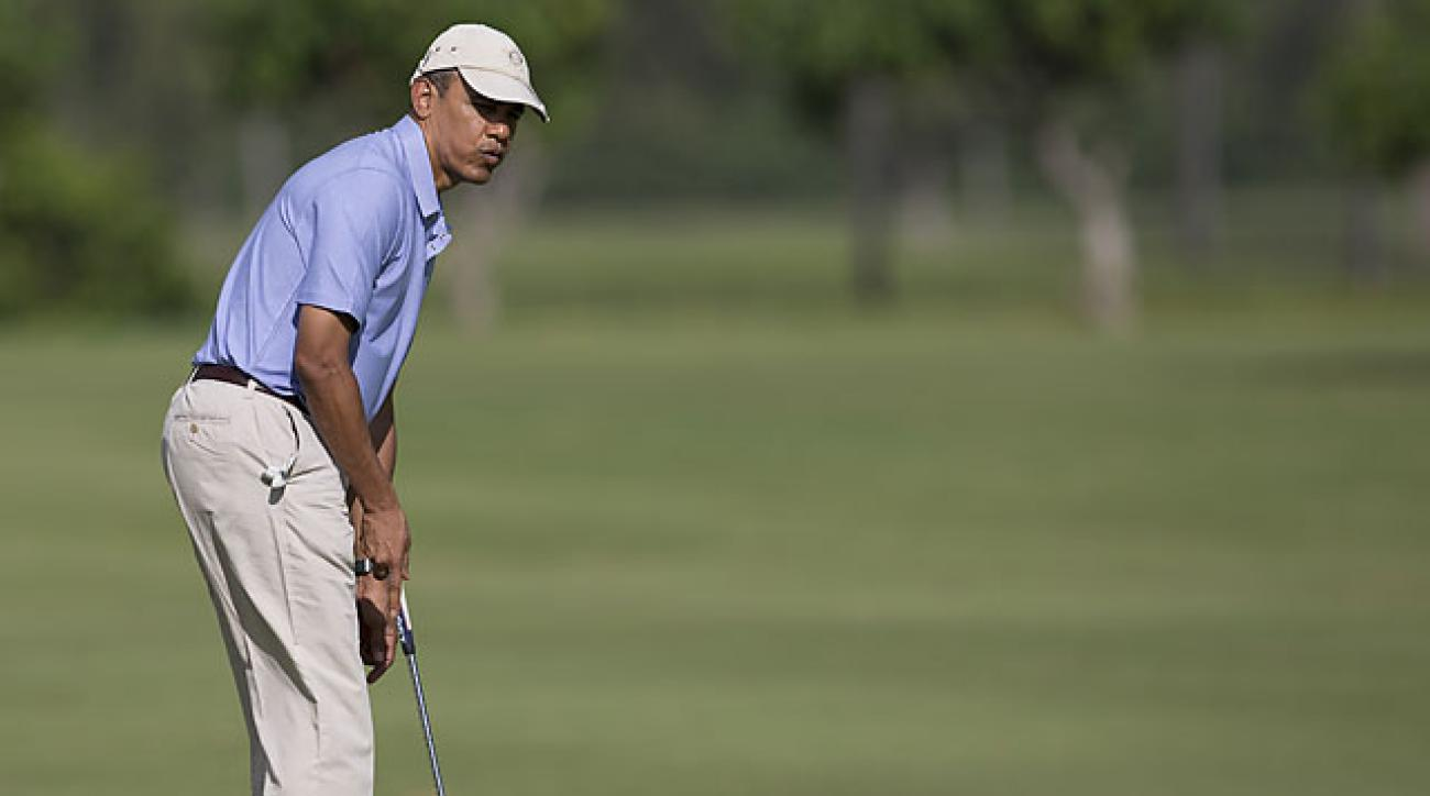 President Barack Obama has received plenty of criticism following his vacation golf endeavors amid the news of the murder of American journalist James Foley.