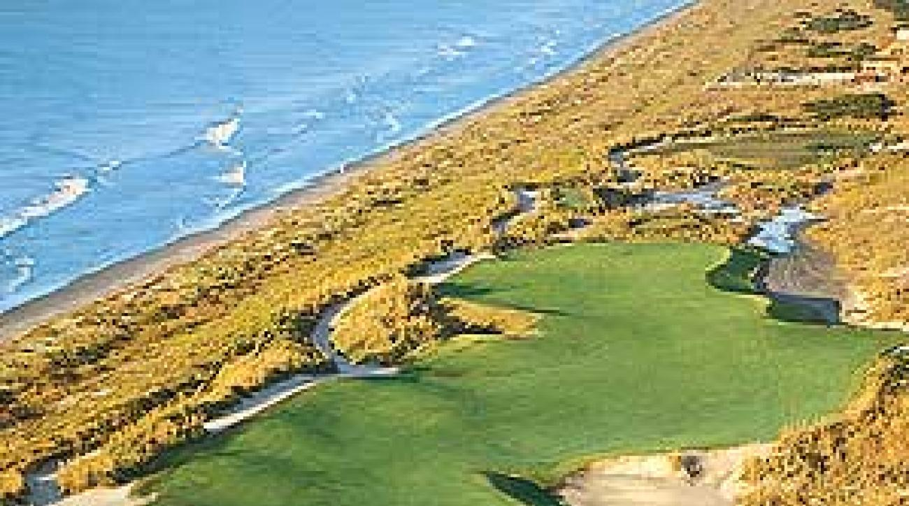 The 15th at Kiawah's Ocean Course.