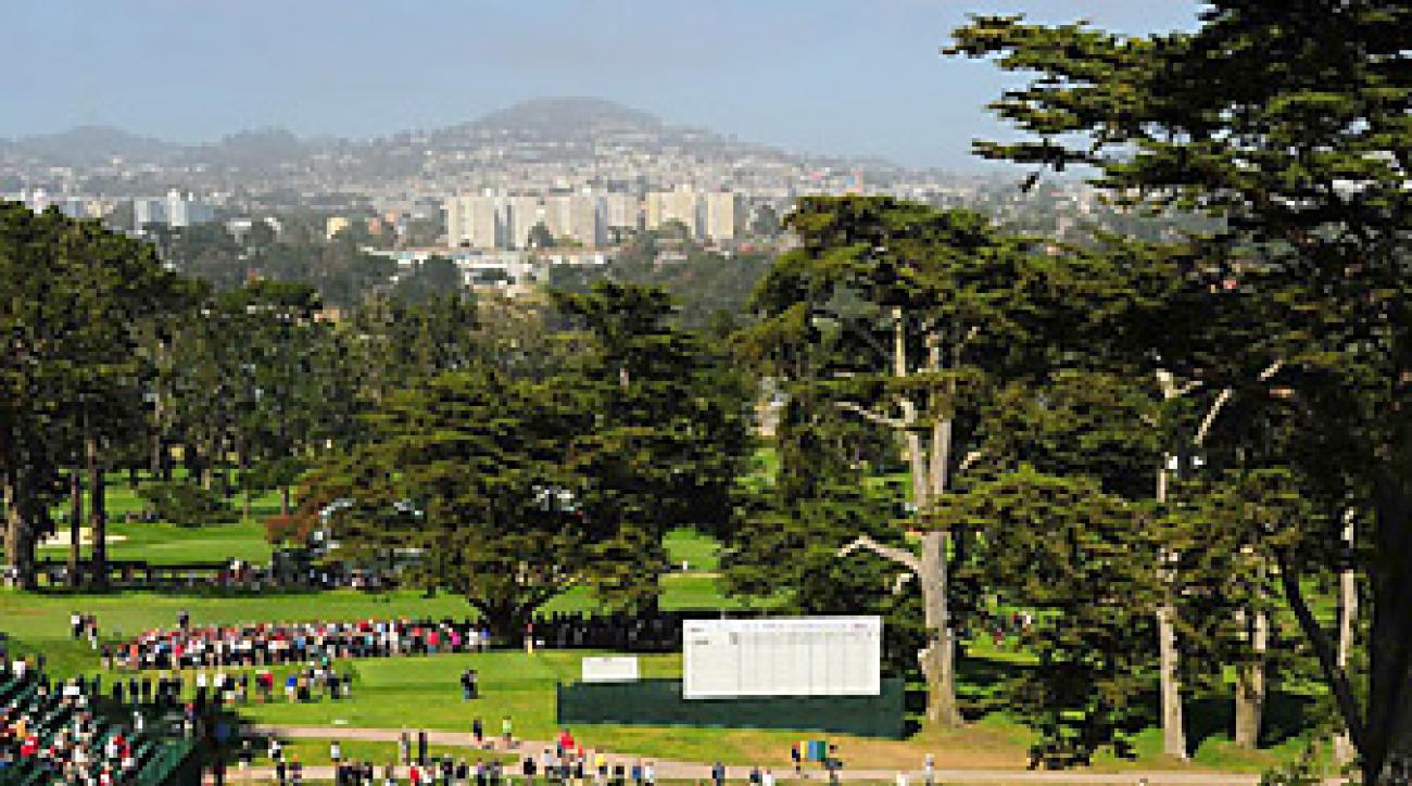 Olympic Club in San Francisco.