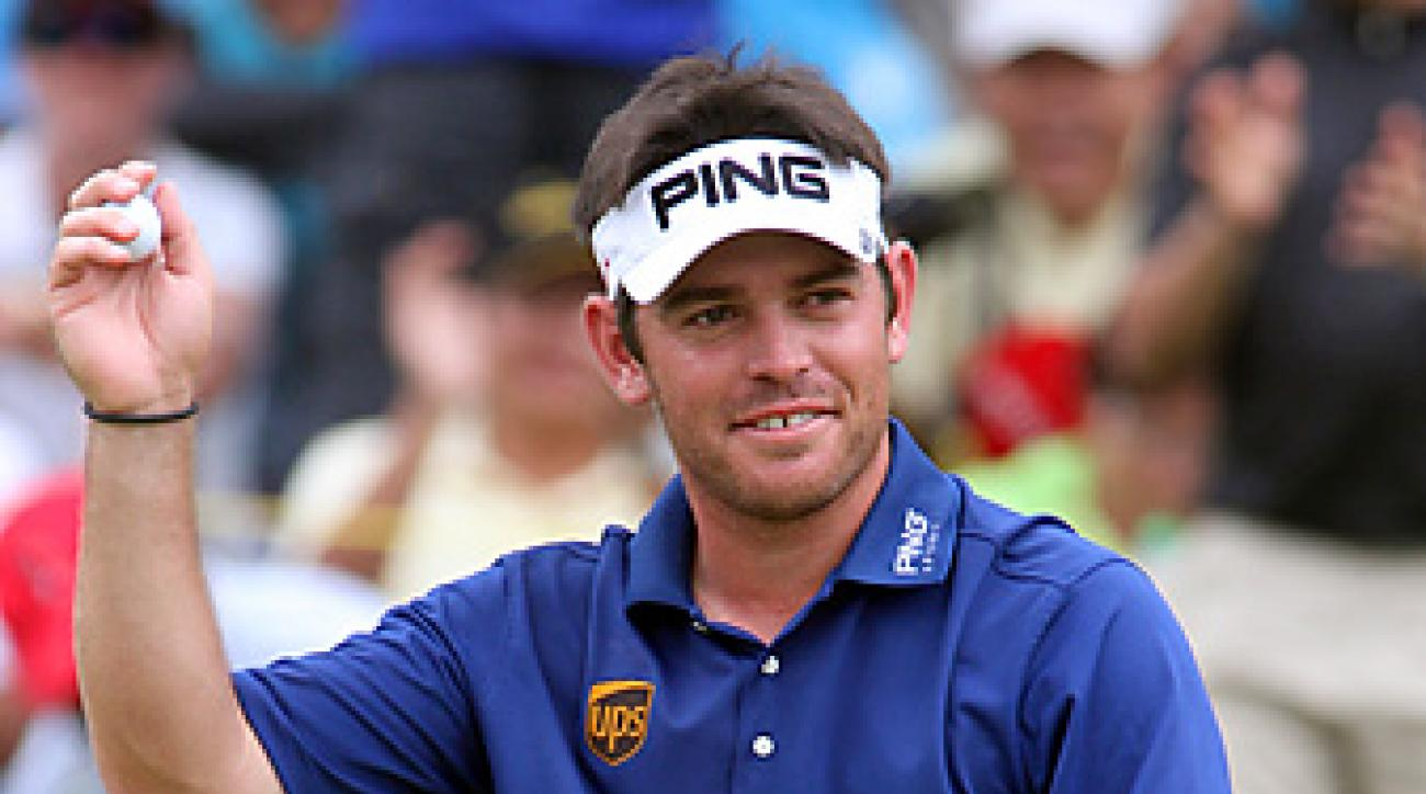 Louis Oosthuizen won the Malaysian Open by three shots