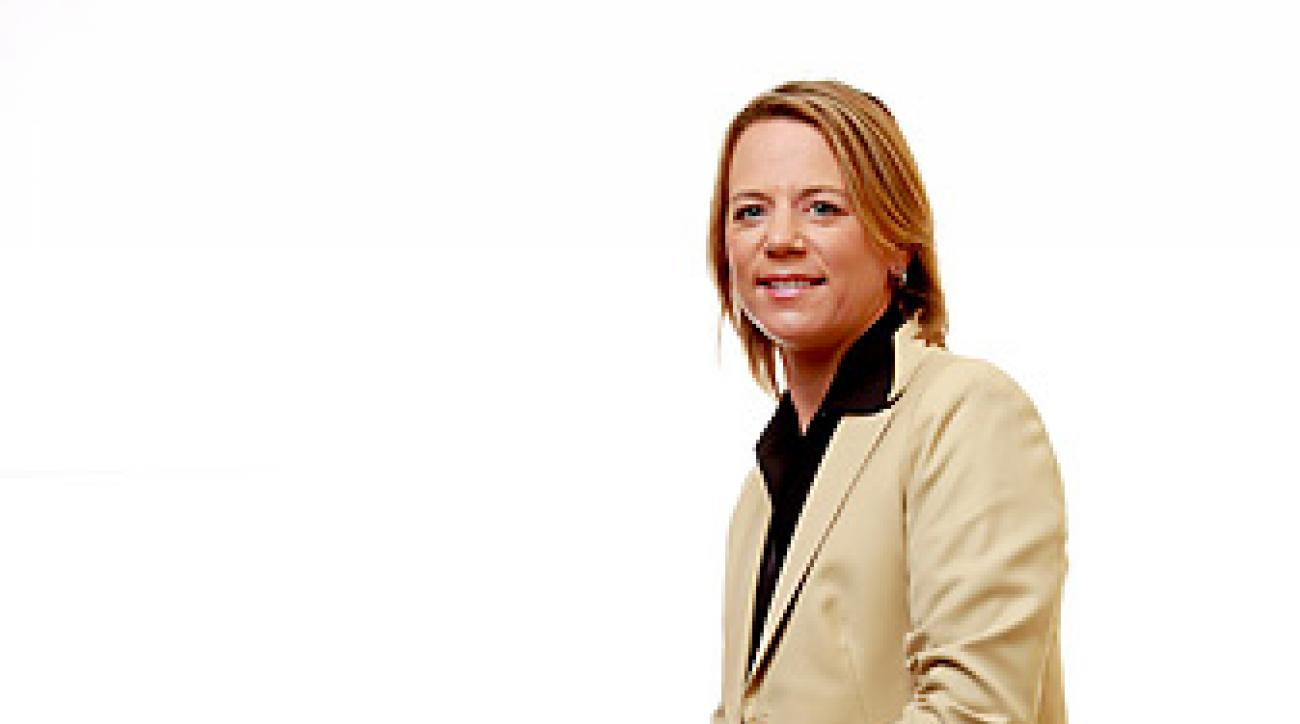 """Today Sorenstam, 42, is all about Annika -- as in her burgeoning brand, """"Annika."""""""