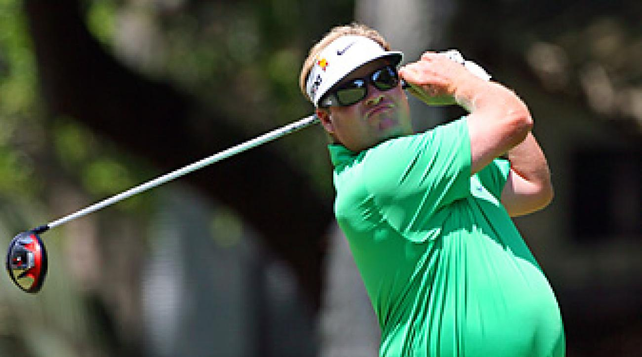 Carl Pettersson cruised to a five-shot win at Harbour Town.