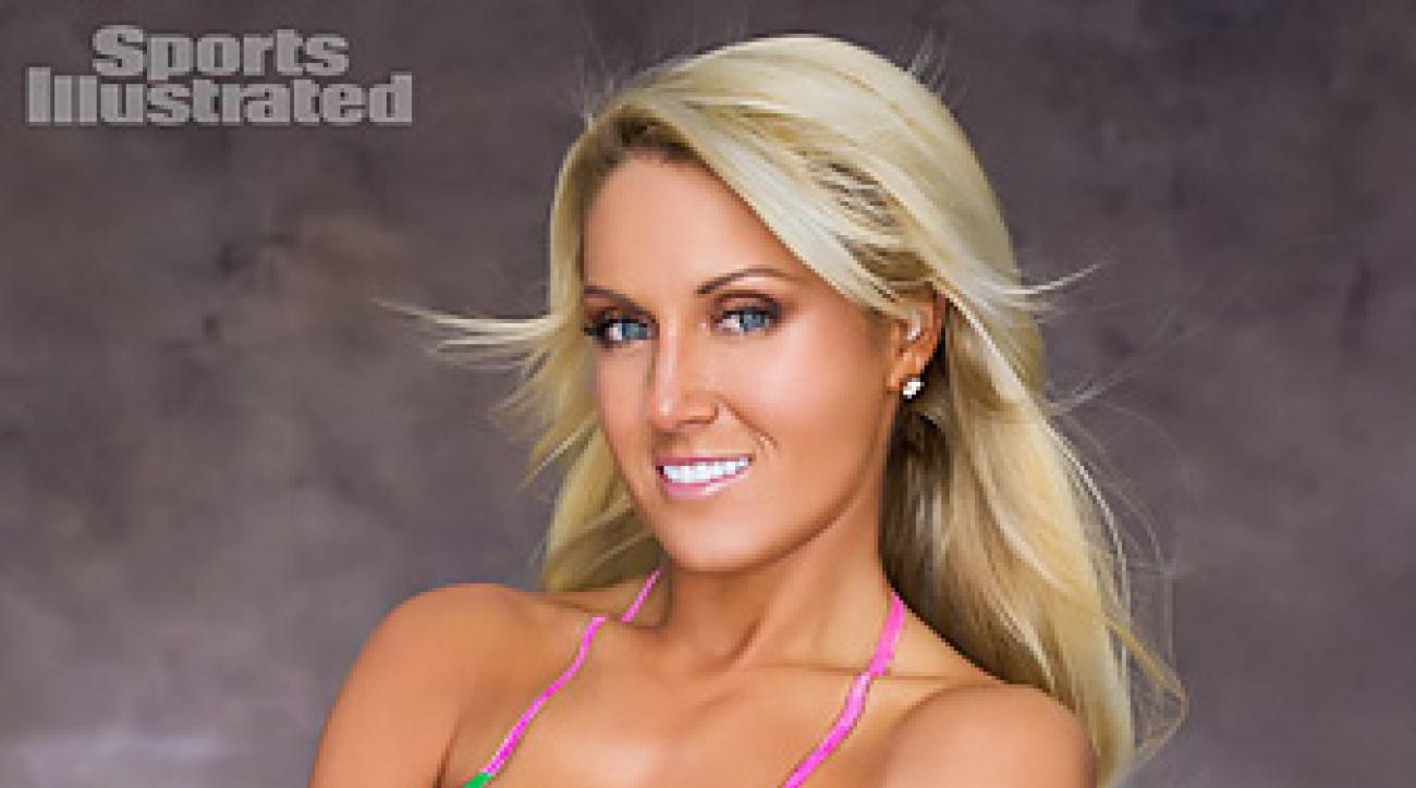 Natalie Gulbis is making her Swimsuit Issue debut.