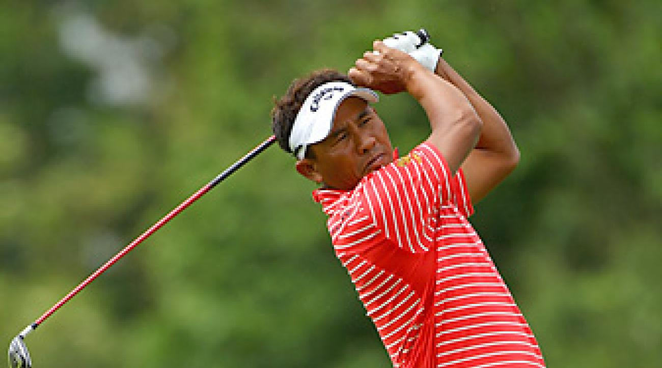 Thongchai Jaidee won the Wales Open by one shot.