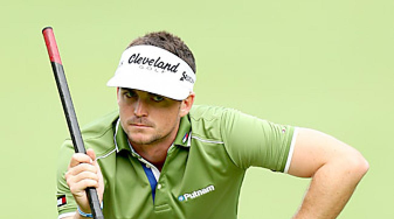 Fresh off his win at Firestone, Keegan Bradley will chase a second straight PGA Championship title this week.