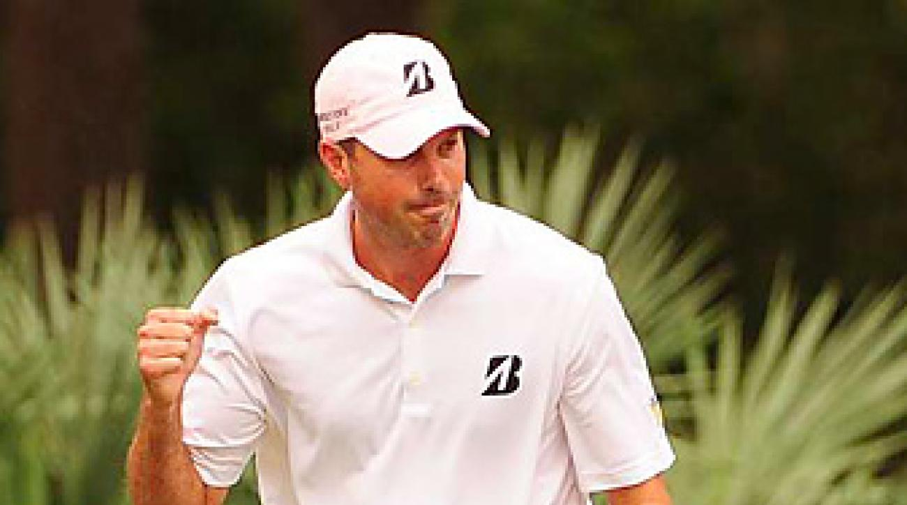 Matt Kuchar earned his fourth career victory on the PGA Tour.