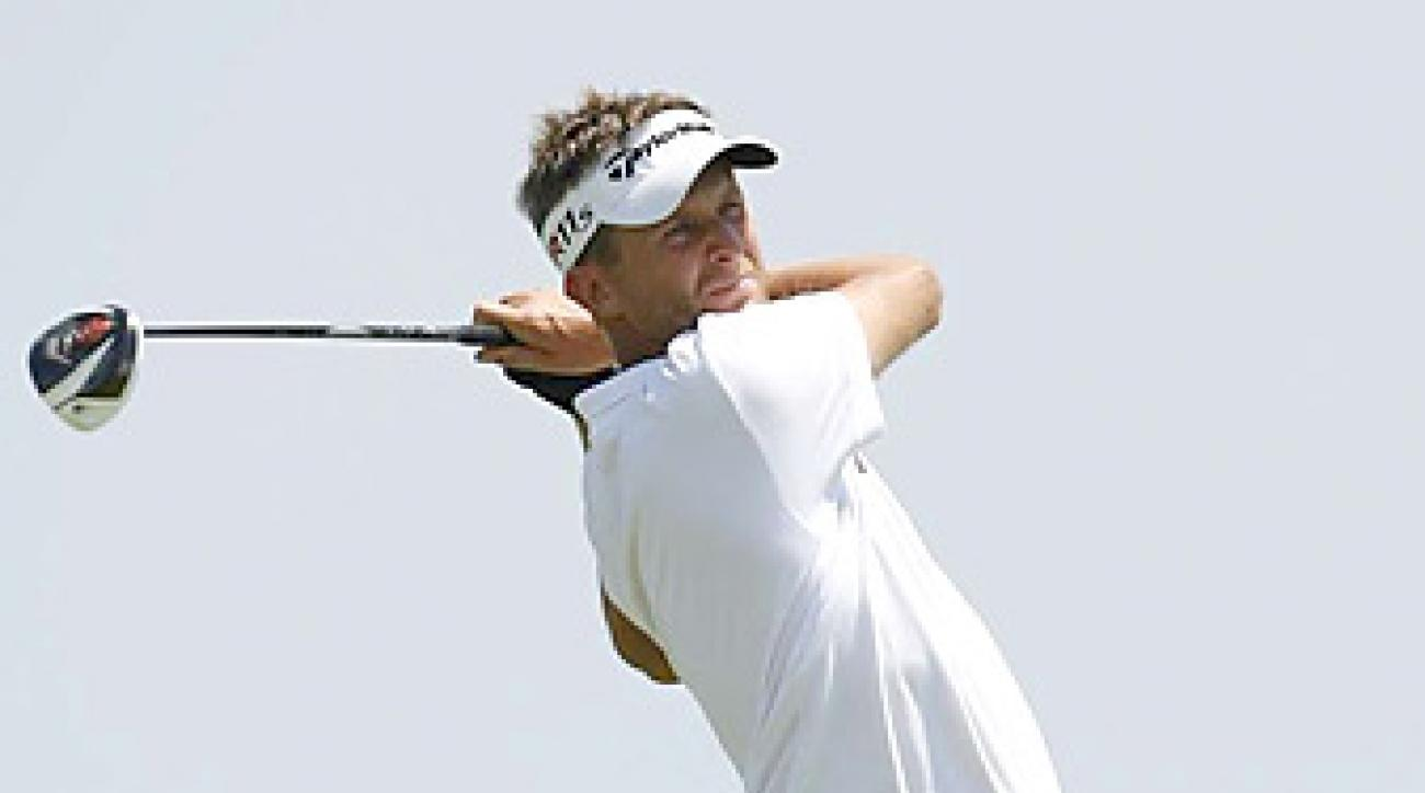 David Lynn shot a final-round 68 to finish alone in second place.