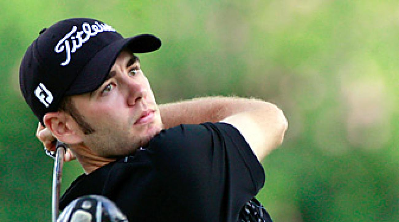 Troy Merritt missed seven straight cuts earlier this year on the Web.com Tour.