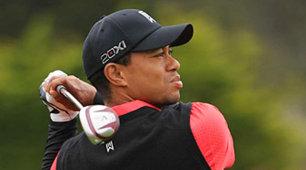 Tiger Woods is a three-time winner at the Accenture Match Play.