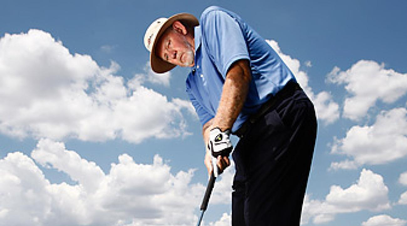 Dave Pelz Golf Clinics will be held around the country in 2013.