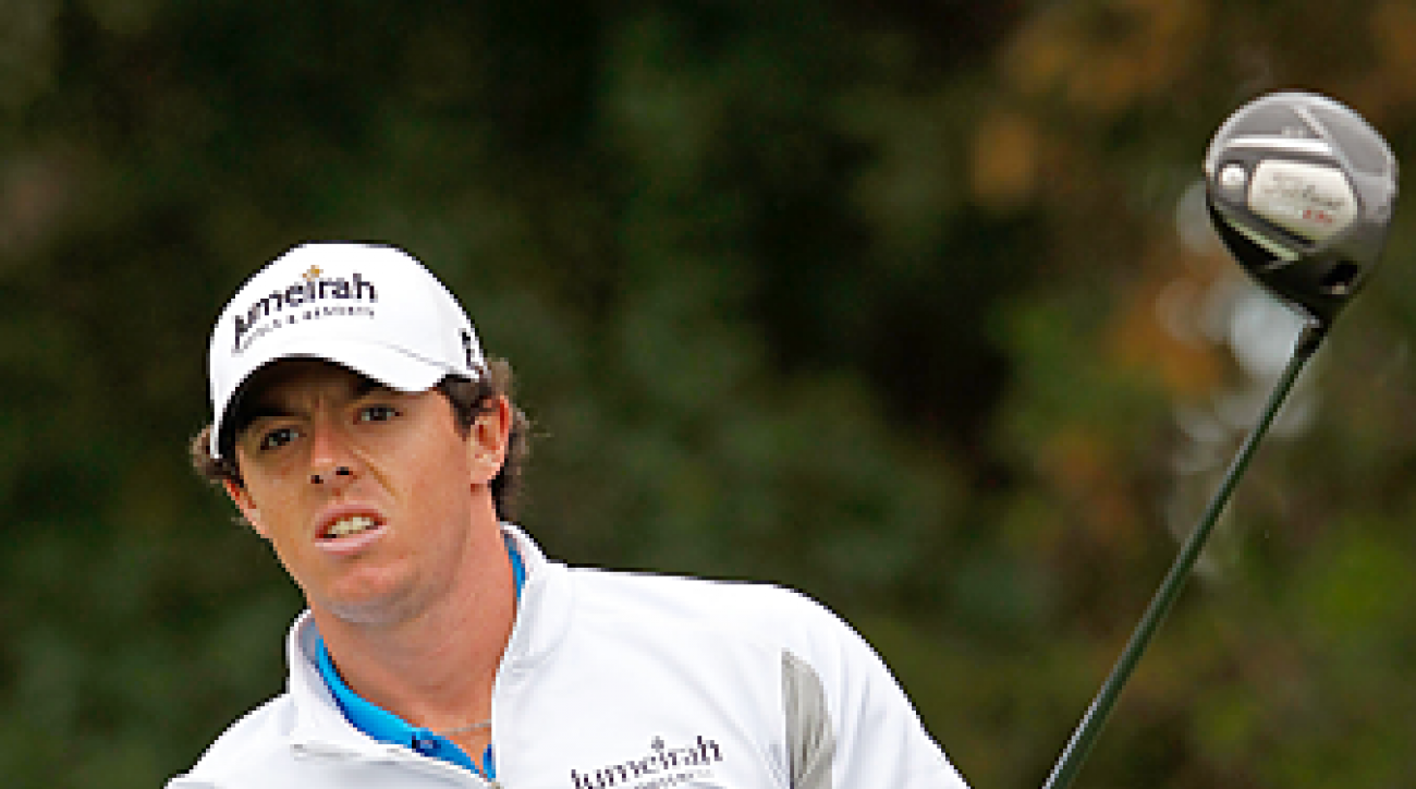 Rory McIlroy, 22, became the second-youngest player to reach No. 1 -- behind only Tiger Woods, who was 21 when he first took the top ranking.