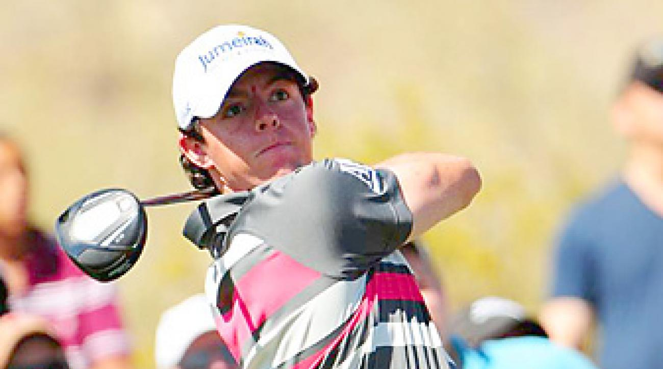 Rory McIlroy can take over the No. 1 ranking this week at the Honda Classic