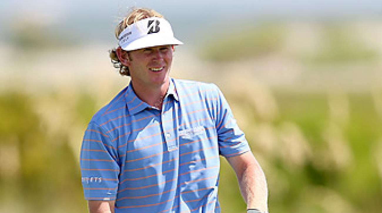 Brandt Snedeker will make his first appearance in a Ryder Cup.