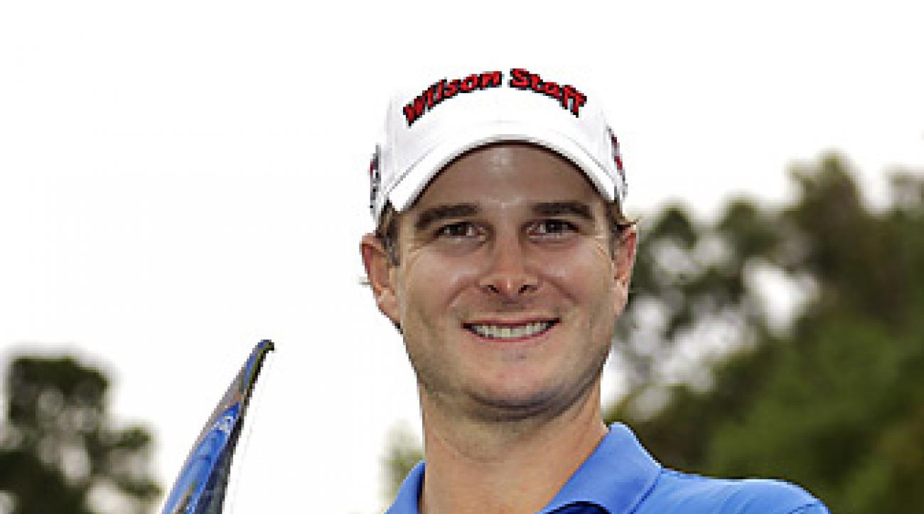 Kevin Streelman played his final 37 holes bogey-free to win the Tampa Bay Championship.