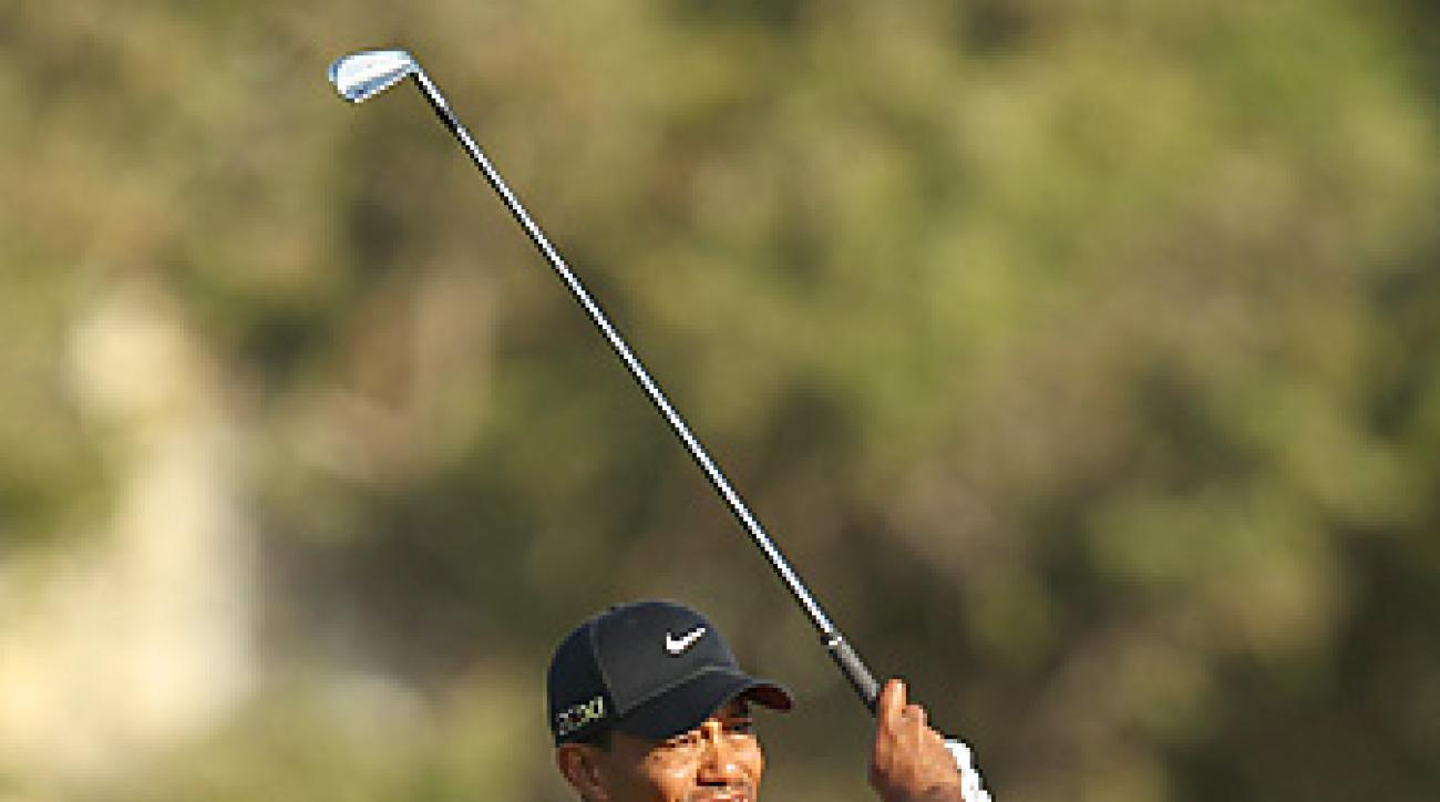 Tiger Woods had to rely on a captain's pick for the 2011 Presidents Cup -- but it's unlikely he'll let that happen again for the Ryder Cup in 2012.