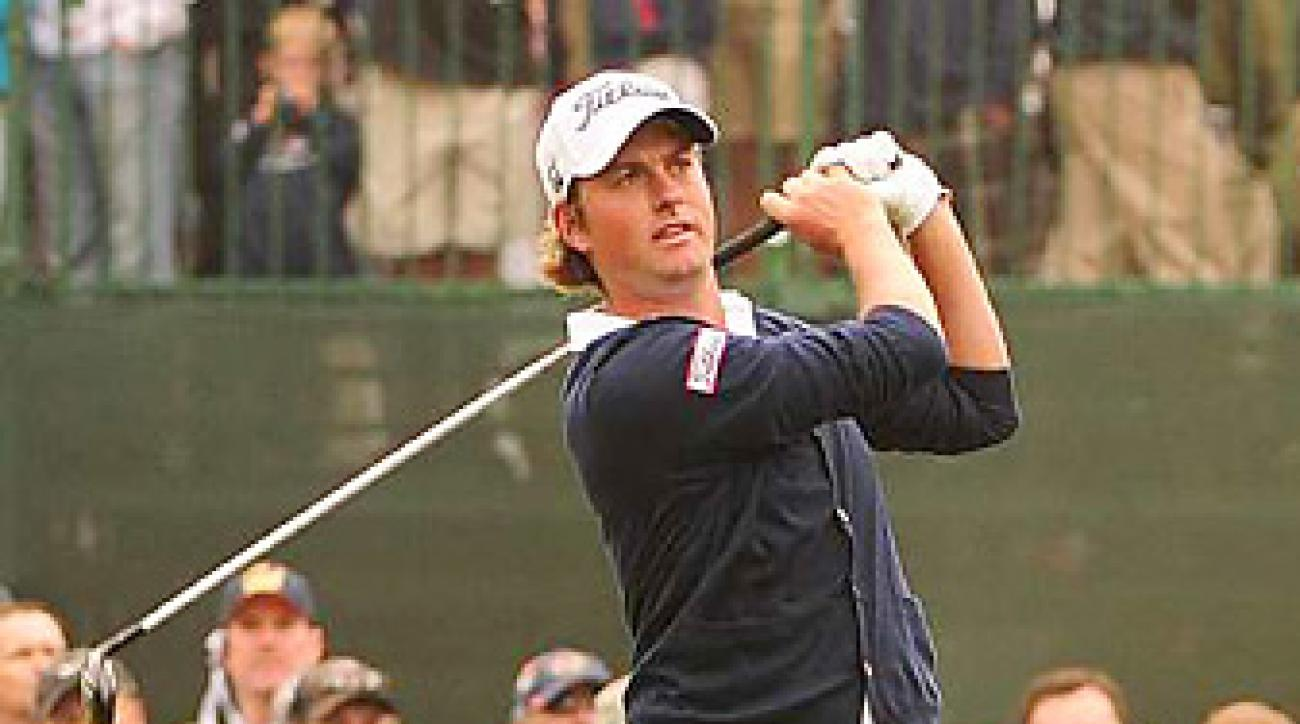 Webb Simpson shot 68-68 on the weekend to win his first career major title by one shot.