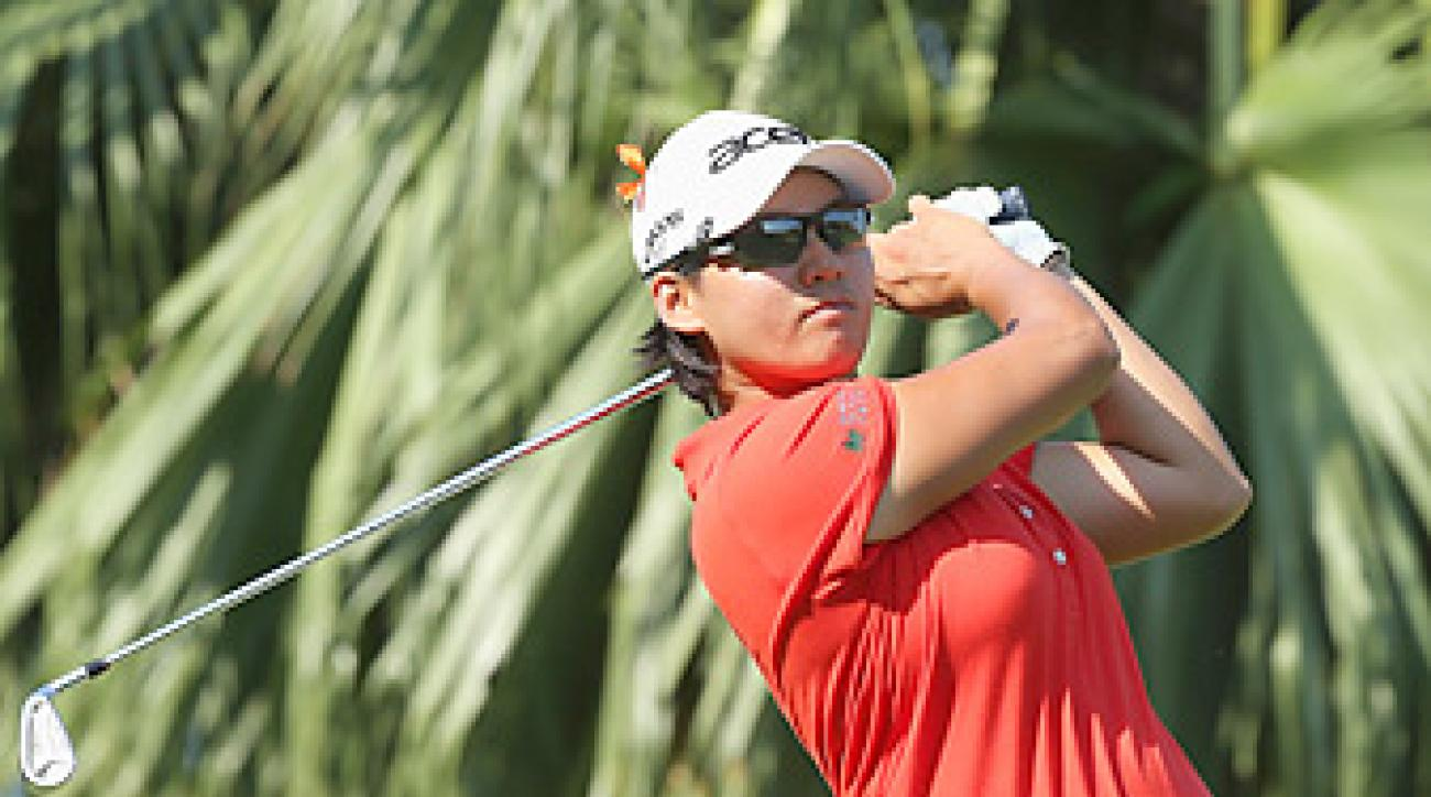 Yani Tseng was the defending champion at the Kia Classic.