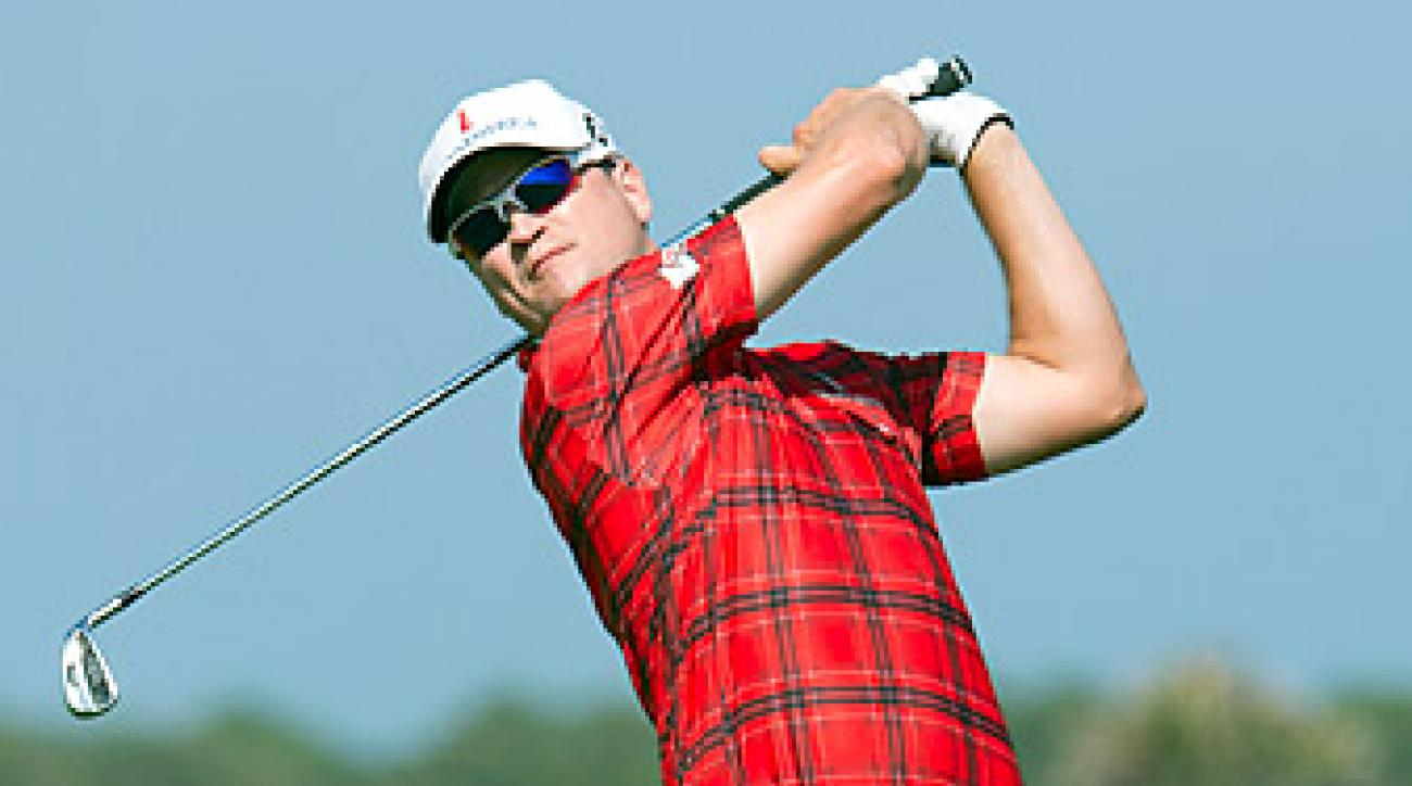 Zach Johnson is among the highest-ranked players in the field this week at the McGladrey Classic.