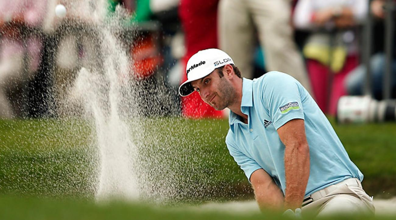 As one of the biggest hitters on Tour, Dustin Johnson could have a great chance to contend in each of the final three events at the FedEx playoffs.
