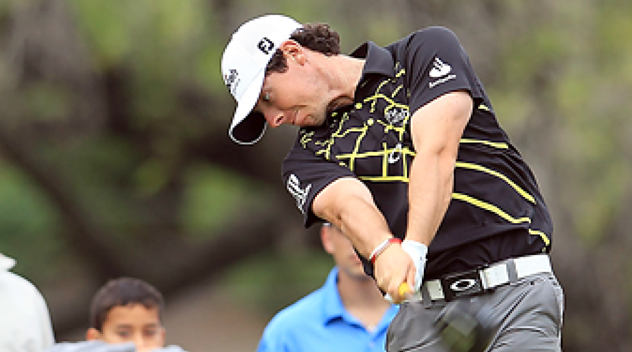 Rory McIlroy will tee it up this week as the No. 1 player in the world.