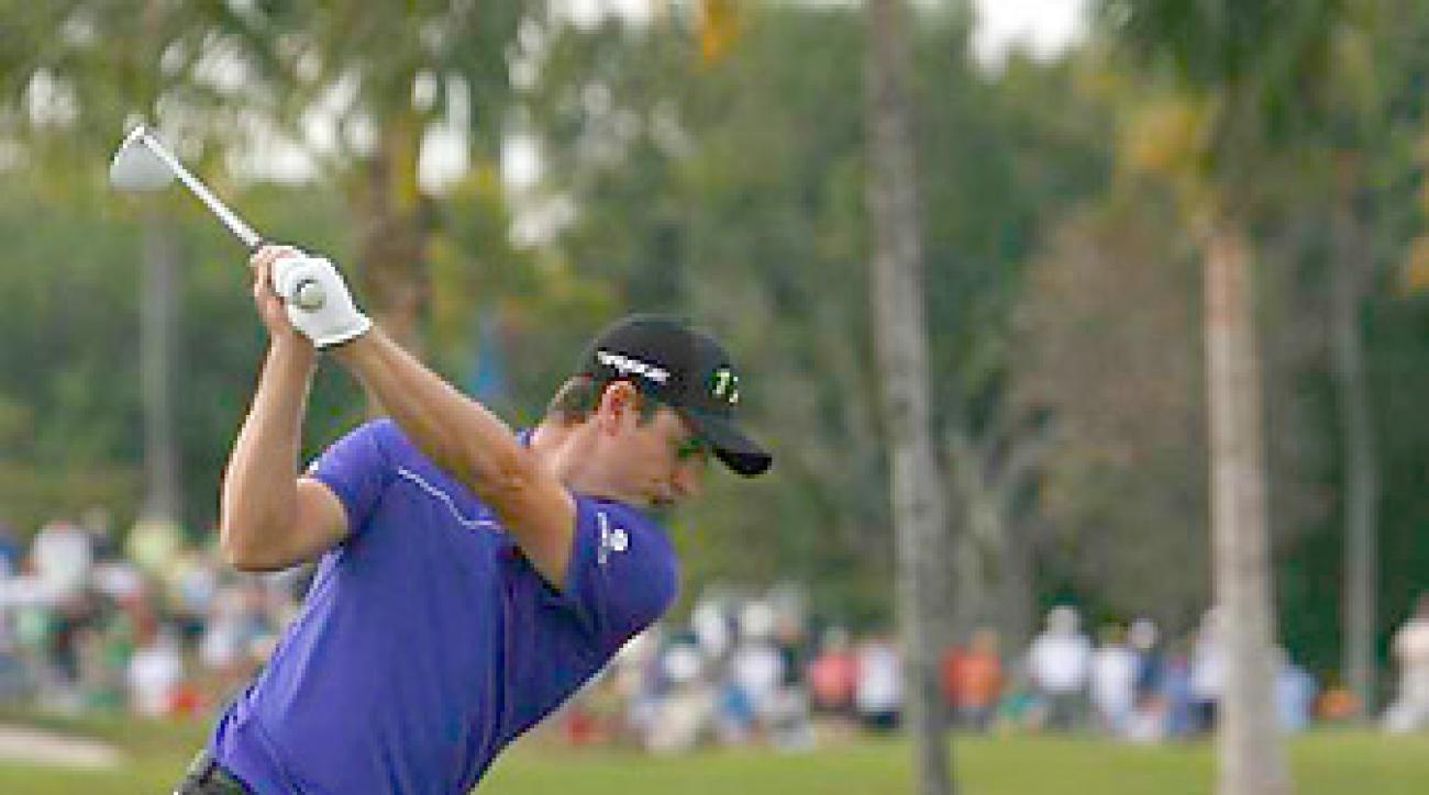 Justin Rose won his first career WGC title on Sunday at Doral.