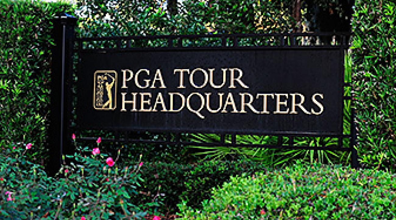 PGA Tour headquarters in Ponte Vedra Beach, Fla.