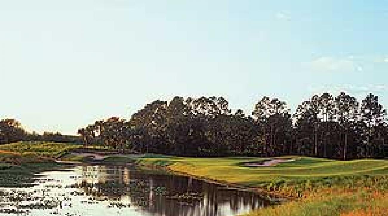 The PGA Golf Club's Wannamaker Course