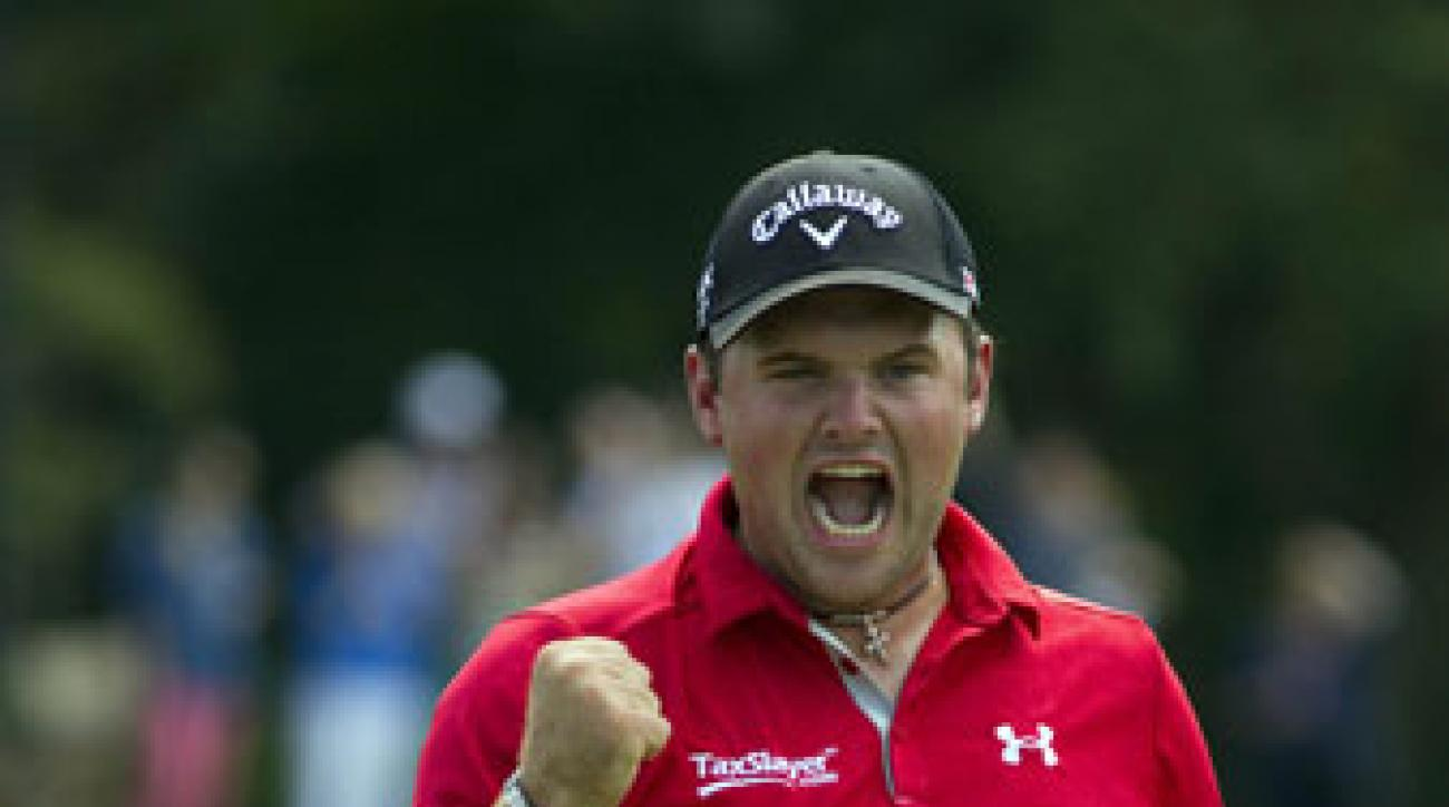 Patrick Reed credits his victory at last year's Wyndham Championship with jump-starting his career.