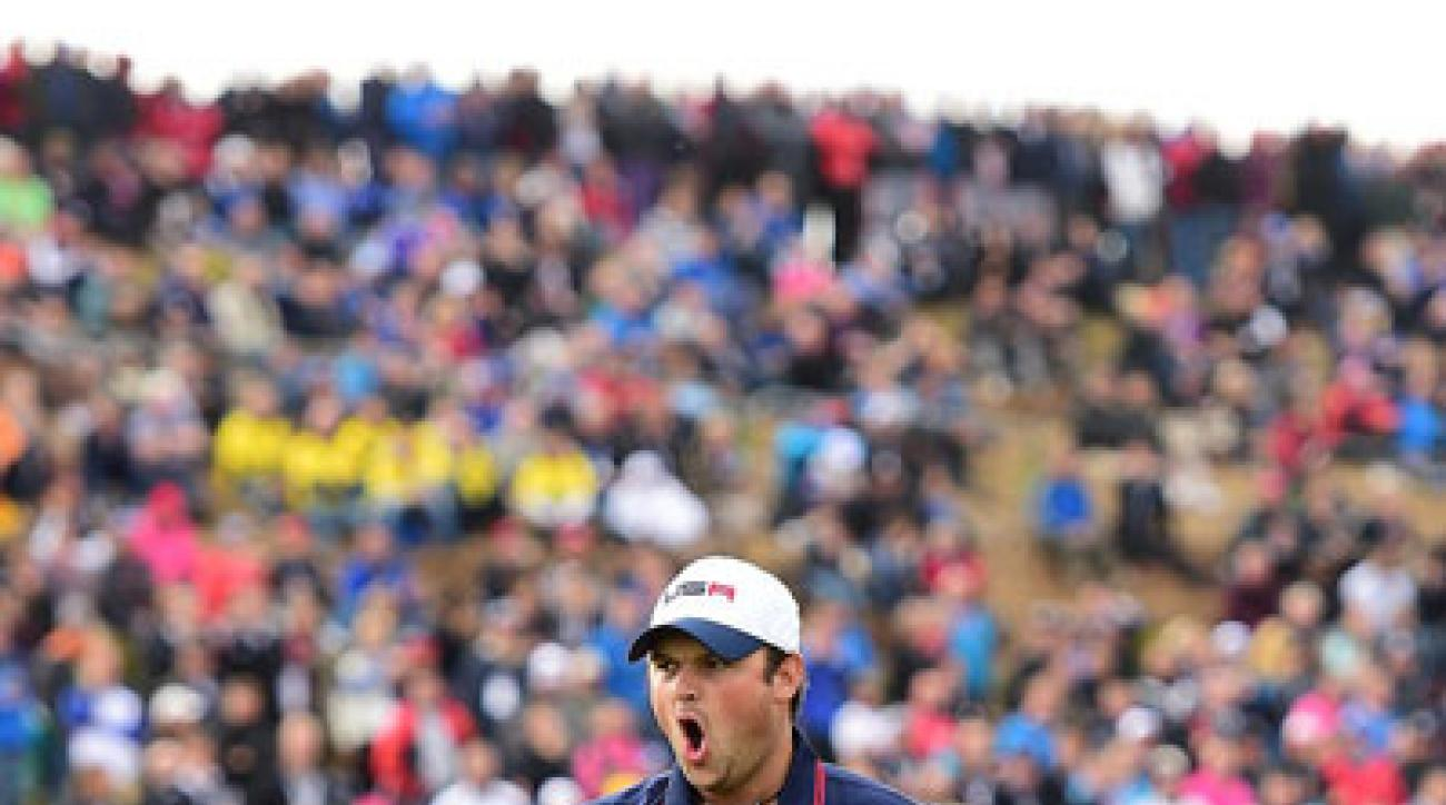 Patrick Reed will be back on foreign land this week when he plays the World Match Play Championship.