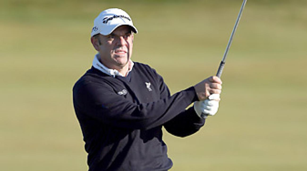 Paul McGinley has played on three winning Ryder Cup teams.