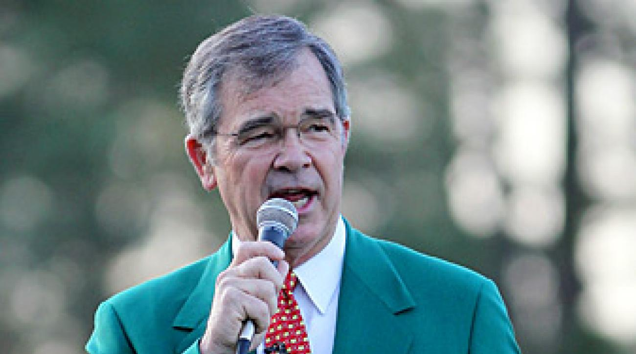 Billy Payne is under fire for Augusta National's membership policy.