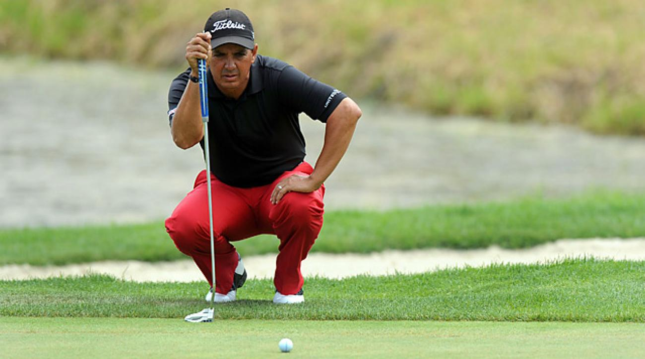 Tom Pernice Jr. earned his second career Champions Tour title.