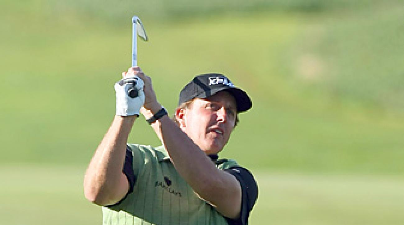 Phil Mickelson will make his 2012 season debut this week at the Humana Challenge.