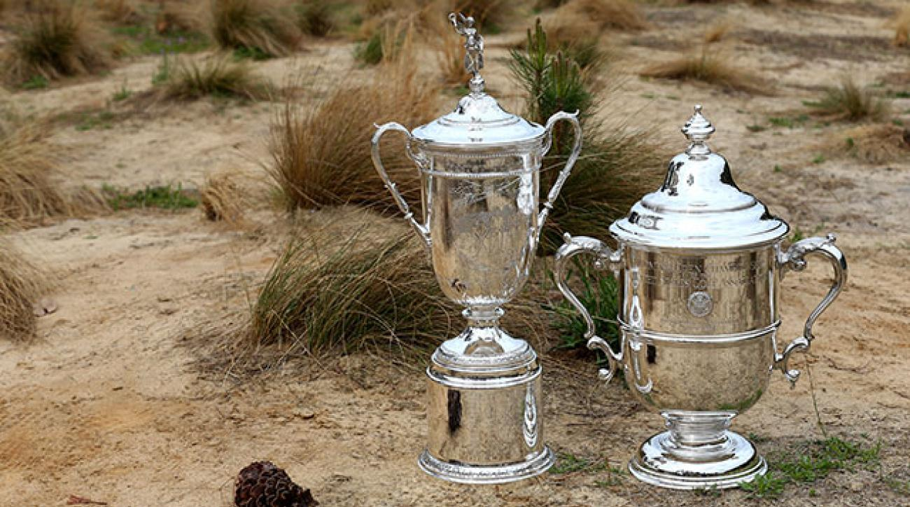 The U.S. Men's and Women's Opens will be held at Pinehurst No. 2 in back-to-back weeks.